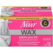 Nair Hair Remover Wax Bikini Pro Kit