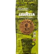 Lavazza Coffee, Organic, Ground, Light Roast, Premium Blend