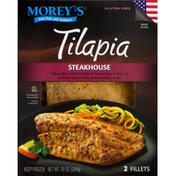 Moreys Tilapia Fillets, Steakhouse