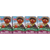 Apple & Eve 100% Juice, Ernie's Berry