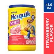 Nestle Nesquik Strawberry Powder Drink Mix