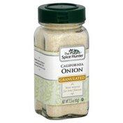 The Spice Hunter Onion, California, Granulated