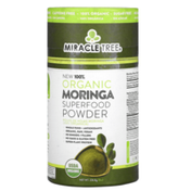 Miracle Tree 100% Organic Moringa Powder Canister