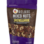 SB Mixed Nuts, Deluxe, Lightly Salted with Sea Salt
