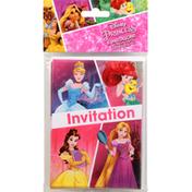 Disney Invitations, with Envelopes