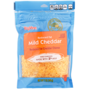 Hy-Vee Mild Cheddar Reduced Fat Finely Shredded Cheese