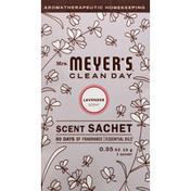 Mrs. Meyer's Clean Day Scent Sachet, Lavender