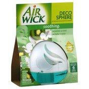Air Wick Air Freshener, Soothing, Jasmine & Kiwi