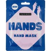 Freeman Hand Mask, Silky Hands, Hydrating + softening