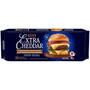 Kraft Extra Cheddar Cheese Slices