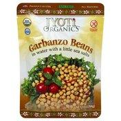 Jyoti Garbanzo Beans, Organics, Pouch