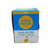 High Noon Mango Vodka Hard Seltzer