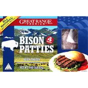 Great Range Buffalo Bison, Patties