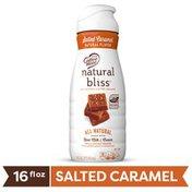 Natural Bliss Salted Caramel All-Natural Liquid Coffee Creamer