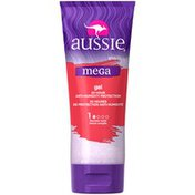 Aussie Gel, Flexible Hold, Miraculously Smooth, Bottle