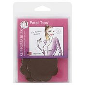 Supportables Petal Tops, 3 Pair, Blister Pack