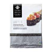 Yamamotoyama Silver Roasted Sushi Nori Seaweed