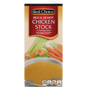 Best Choice Chicken Stock, Rich & Hearty