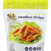 Sol Cuisine Meatless Chicken, Ginger Lime Teriyaki