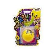 Ja-Ru Inc. Yellow Barf Ooze Ball