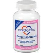 Cardiotabs Bone Essentials Multinutrient Formula Promotes Bone Density and Heart Health Enhances Nail, Skin and Hair Vitality Dietary Supplement Capsules