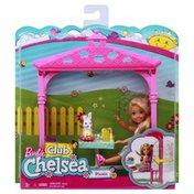 Barbie Doll & Playset, Club Chelsea, Picnic