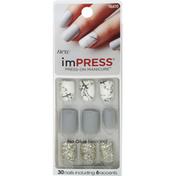 Kiss Press-On Manicure, Yeah Boy