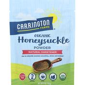 Carrington Farms Honeysuckle Powder Organic,