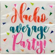 Unique Napkins, Nacho Average Party, 2 Ply