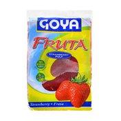 Goya Strawberry Pulp, Frozen
