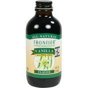 Frontier Natural Products Co-op Frontier Fair Trade Certified Vanilla Flavor