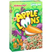 Schnucks Apple Loons Sweetened Multi-Grain Apple Flavored Cereal