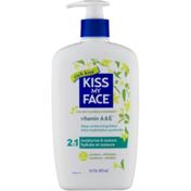 Kiss My Face Deep Moisturizing Lotion Vitamin A & E