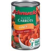 Schnucks Fancy No Sugar Added Sliced Carrots