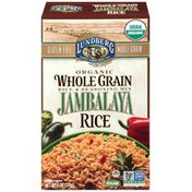 Lundberg Family Farms Organic Whole Grain Jambalaya Rice Rice & Seasoning Mix