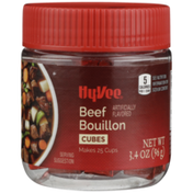 Hy-Vee Beef Bouillon Cubes