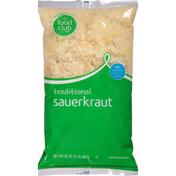 Food Club Sauerkraut, Traditional