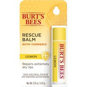 Burt's Bees Lemon Rescue Lip Balm