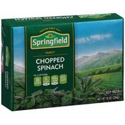 Springfield Fancy Chopped Spinach