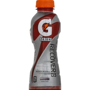 Gatorade Post-Game Protein Recovery Beverage, 03 Recover, Mixed Berry