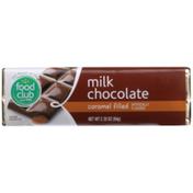 Food Club Caramel Filled Milk Chocolate