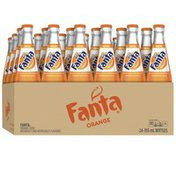 Fanta Orange Mexico Soda Fruit Flavored Soft Drink