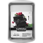 CraftKitchen Cake Pan, 9 x 13 Inch