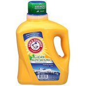 Arm & Hammer 2x Ultra Clean Scentsations Purifying Waters Laundry Detergent