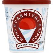 Carnival Snow Cones Snow Cones, Cherry Cherry