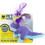 Pet Zone Dino-Friends Play-N-Squeak