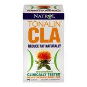 Natrol Tonalin CLA Reduce Fat Naturally Dietary Supplement Softgels - 90 CT