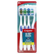 Colgate Toothbrushes, Soft, 4 Value Pack