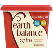Earth Balance Buttery Spread, Soy Free