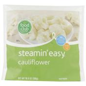 Food Club Steamin' Easy, Cauliflower